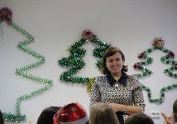 Рождественский концерт на иностранных языках